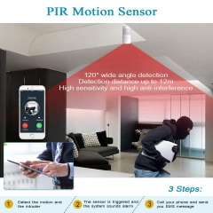 ERAY Alarm System 3G / GSM/WiFi, S2 Anti Burglar Home Security