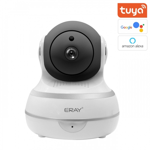 ERAY Smart IP Camera, 1080p HD Indoor Pan/Tilt/Zoom Wireless IP Security Surveillance System with Night Vision
